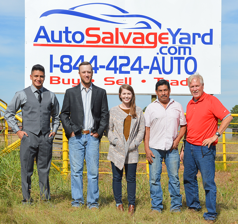 AutoSalvageYard Team